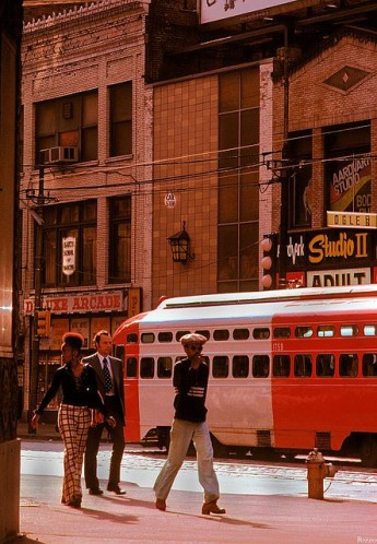 Pittsburgh in 1970s
