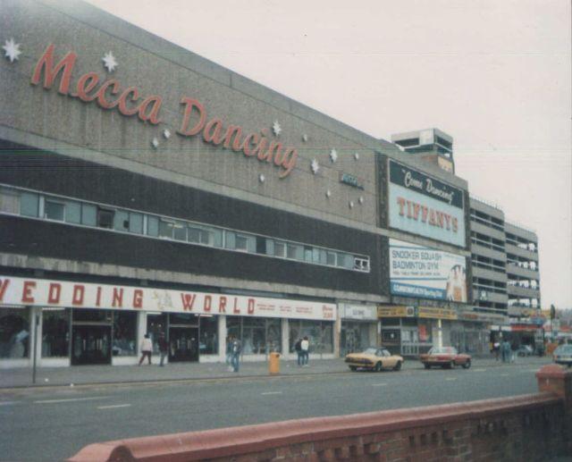 Blackpool mecca