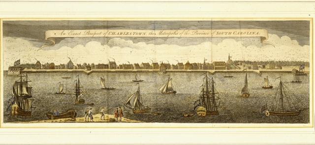 Charleston 1762