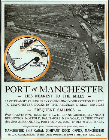 1930 US advert for canal