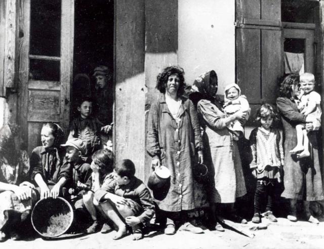 Jewish Ghetto 1941