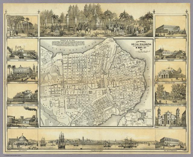 Havana 1853