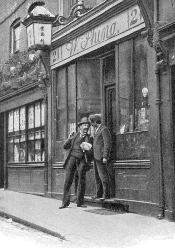 Limehouse 1927