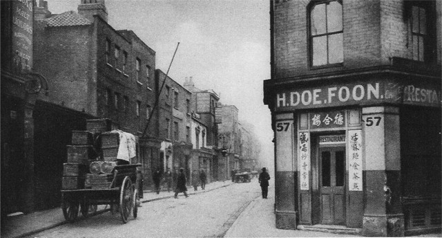 Limehouse London 1927