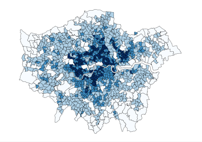 london-population-density
