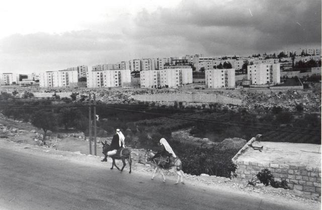 Kiryat Arba 1970s