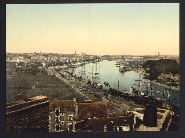 Nantes 1890-1900