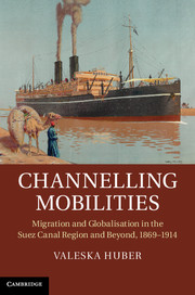 Chanelling Mobilities