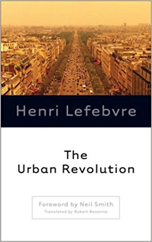 Urban Revolution Cover