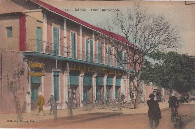 Hotel Metropole Dakar