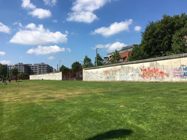 Berlin Wall Hagen 2016