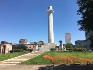 Robert E. Lee Statue, New Orleans Hagen. Photo by Joshua Hagen, 2018.