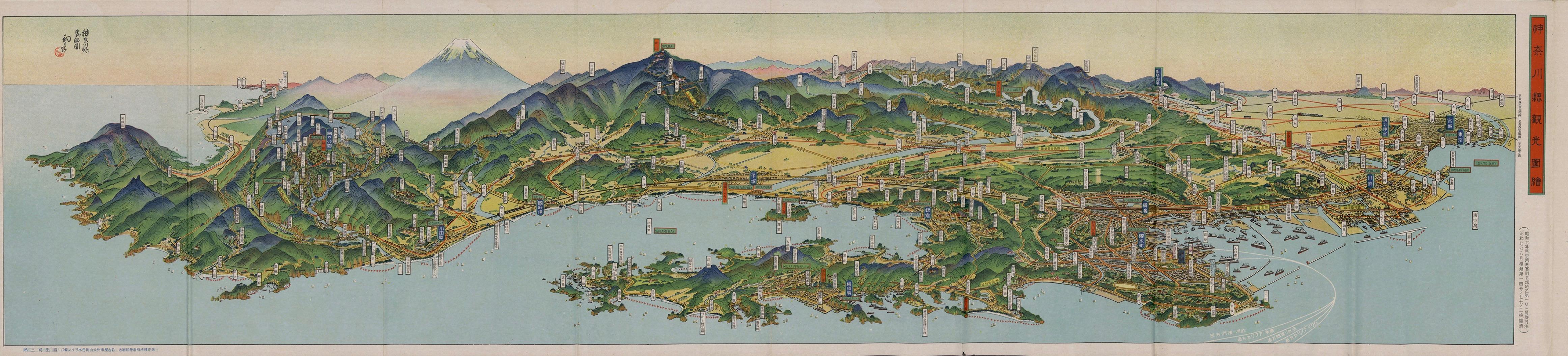 01 Kanagawa Prefecture (1934)