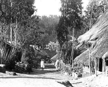 A Side Street Addis Ababa, 1930 NYSA_A3045-78_B15454