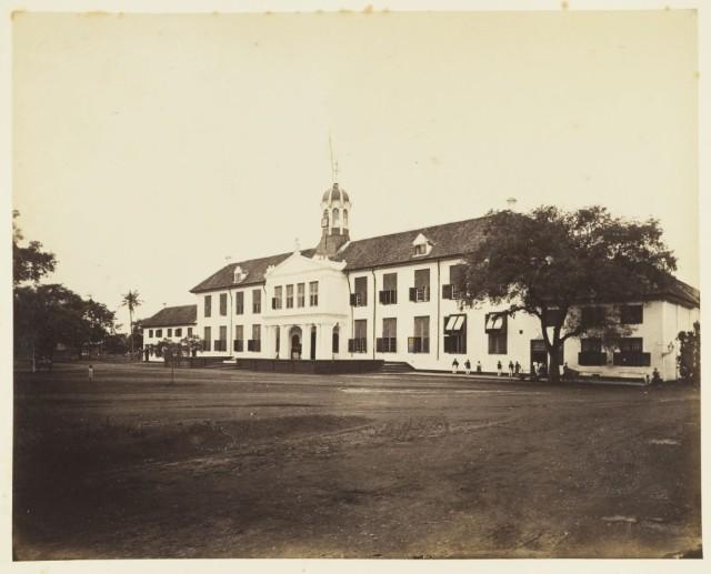 Ill. 3. Stadhuis